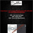 Frank Sinatra - Live at Vegas & Meadowlands 2005-2009 (6CD)
