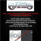 Heart - Album Deluxe & Live Collection 2012-2016 (5CD)