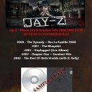 Jay-Z - Album Live & Greatest Hits 2000-2002 (5CD)