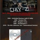 Jay-Z - Album & Greatest Hits Collection 2004-2010 (5CD)
