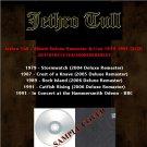 Jethro Tull - Album Deluxe Remaster & Live 1979-1991 (5CD)