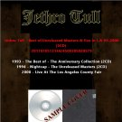 Jethro Tull - Best of,Unreleased Masters & live in L.A 93-2000 (5CD)