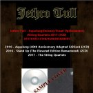 Jethro Tull - Aqualung(Deluxe)/Stand Up(Remaster)/String Quartets 2017 (5CD)