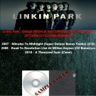 Linkin Park - Deluxe Album & live Collection 2007-2010 (5CD)