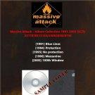 Massive Attack - Album Collection 1991-2003 (5CD)
