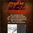 Meat Loaf - Album Rare Collection 1986-2003 (6CD)