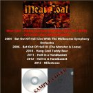 Meat Loaf - Album,Live Rare Collection 2004-2013 (6CD)