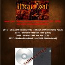 Meat Loaf - Album,Live Rare Collection 2015-2017 (5CD)