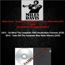 Miles Davis - Complete Amsterdam Concerts+Blue Note 2014 (4CD)