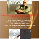 Moby - Deluxe Album & B-Sides Collection 1996-2004 (6CD)