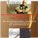 Moby - Wait4Me(Deluxe)+iTunes Live from Montreal&London 2011 (5CD)