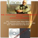 Moby - Innocents (Super Deluxe)+Almost Home (Remix+Live) 2014 (5CD)