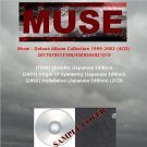 Muse - Deluxe Album Collection 1999-2002 (4CD)