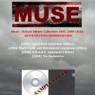 Muse - Deluxe Album Collection 2003-2009 (4CD)