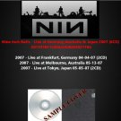 Nine Inch Nails - Live at Germany,Australia & Japan 2007 (6CD)