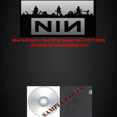 Nine Inch Nails - Best EP & Singles Vol.2 2017 (5CD)
