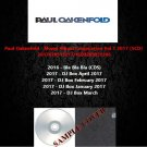Paul Oakenfold - Mixed Album Compilation Vol.1 2017 (5CD)