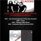 Placebo - Album & Live Collection 2001-2003 (5CD)