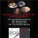 Simple Minds - Deluxe Album & Live 1982-1987 (5CD)
