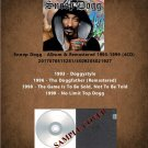 Snoop Dogg - Album & Remastered 1993-1999 (4CD)