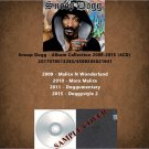 Snoop Dogg - Album Collection 2009-2015 (4CD)
