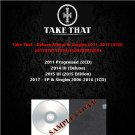 Take That - Deluxe Album & Singles 2011-2017 (5CD)