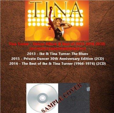 Tina Turner - Deluxe Album & Best of 2013-2016 (5CD)