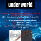 Underworld - Unreleased Remaster,Singles & Live 2014 (Silver Pressed 5CD)*