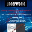 Underworld - Unreleased Outtakes,Remaster,Remixes & Live 2015 (4CD)