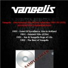 Vangelis - Live Greatest Hits & Live Collection 1991-92 (5CD)
