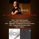 Yanni - Album Live & Best of Collection 1994-1997 (6CD)