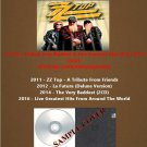 ZZ Top - Deluxe Very Baddest & Live Greatest Hits 2011-2016 (5CD)