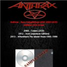 Anthrax - Rare Compilations 2008-2012 (3CD)