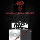 Anthrax - Full Album Collection 1982-2005 (6CD MP3)
