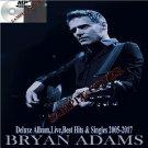 Bryan Adams - Deluxe Album,Live,Best Hits & Singles 2005-2017 (4CD MP3)