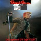 David Bowie - Live,Compilations,EP & Singles 1972-2017 (5CD MP3)
