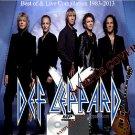 Def Leppard - Best of & Live Compilation 1983-2013 (5CD MP3)