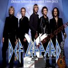 Def Leppard - Deluxe Album Remastered 1999-2013 (5CD MP3)