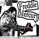 Freddie Mercury - Rare Remixes,Live,singles & Best of 1985-2016 (3CD MP3)