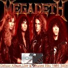 Megadeth - Deluxe Album,Live & Greatest Hits 1985-2005 (6CD MP3)