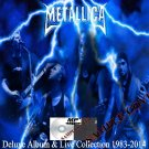 Metallica - Deluxe Album & Live Collection 1983-2014 (6CD MP3)