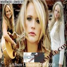Miranda Lambert - Album Collection 2001-2016 (2CD MP3)