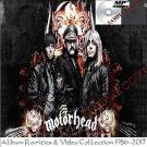 Motorhead - Album Rarities & Video Collection 1986-2017 (5CD MP3+DVD)