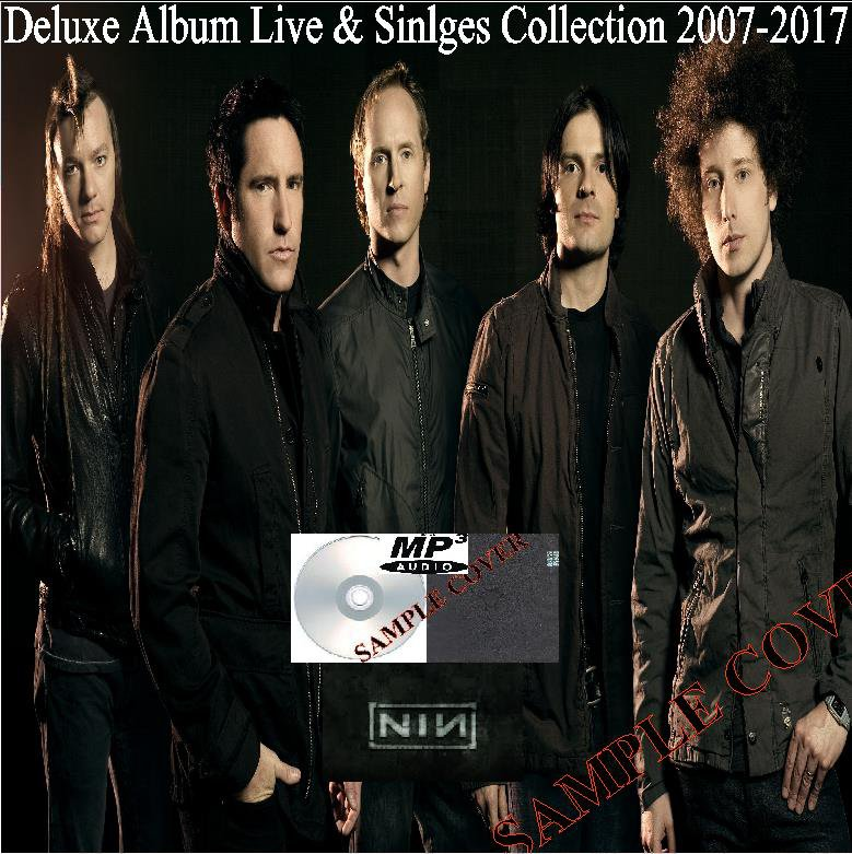 Nine Inch Nails - Deluxe Album Live & Sinlges Collection 2007-2017 (6CD MP3)