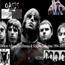 Oasis - Deluxe Album,Live,Demos & Singles Collection 1994-2016 (6CD MP3)