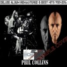 Phil Collins - Deluxe Album Remastered & Best Hits 1981-2016 (6CD MP3)