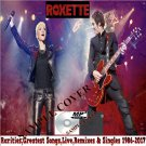 Roxette - Rarities,Greatest Songs,Live,Remixes & Singles 1986-2017 (5CD MP3)