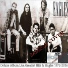 The Eagles - Deluxe Album,Live,Greatest Hits & Singles 1972-2016 (4CD MP3)