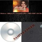Aretha Franklin - Deluxe Album & Greatest Hits 1985-1987 (Silver Pressed 5CD)*