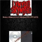 Lynyrd Skynyrd - Deluxe Album & Live Collection 1992-1993 (Silver Pressed 6CD)*